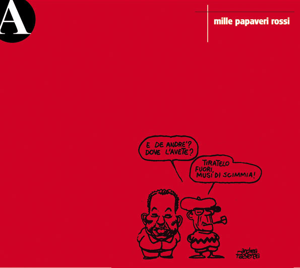 Due CD Mille papaveri rossi